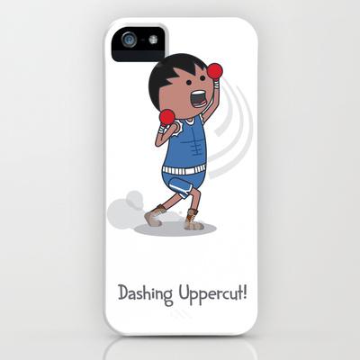 Dashing Uppercut