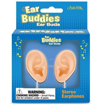 Ear Buddies Ear Buds