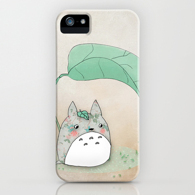 Floral Totoro