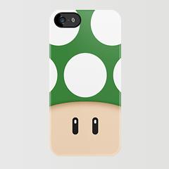 Green 1UP Mushroom