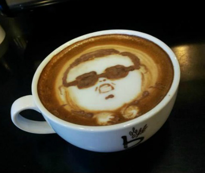 Hey Sexy Latte