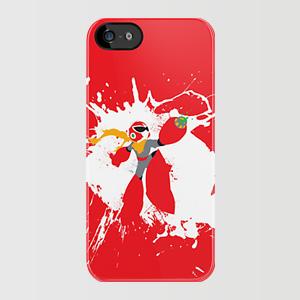 Protoman Paint Explosion