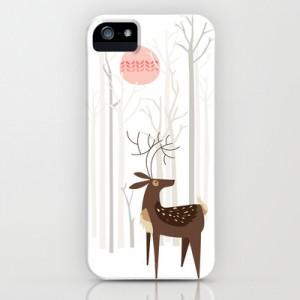 Reindeer of the Silver Wood
