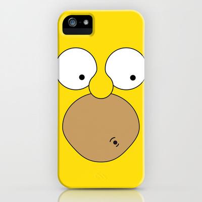 Surprised Homer Simpson