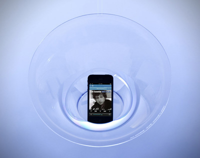 Volume Acoustic iPhone Speaker
