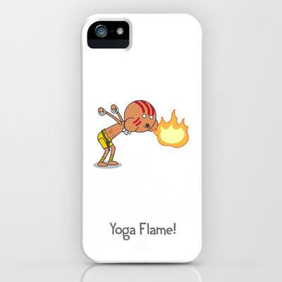 Yoga Flame!