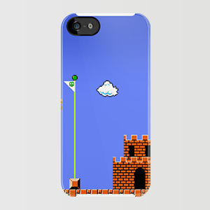 iPhone Mario Brothers!